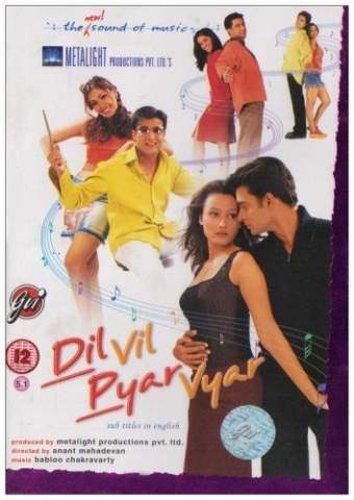 Dil Vil Pyar Vyar (2002) DvdRip 700MB