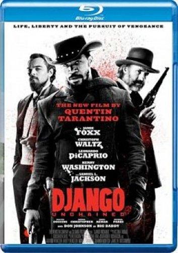 Django Unchained (2013) BRRip 300MB