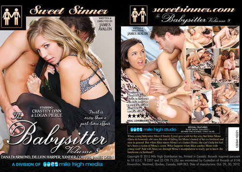Download The Babysitter #8 [2013, Split Scenes, DVDRip] Free