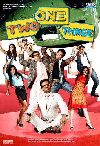 One Two Three (2008) DvdRip 720p 1GB