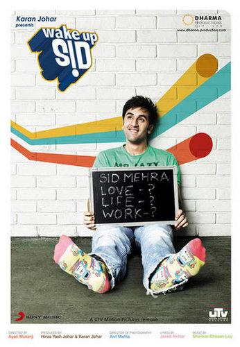 Wake Up Sid (2009) DvdRip 300Mb