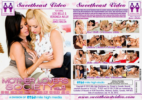 Download Mother Lovers Society #8 [2013, DVDRip] Free