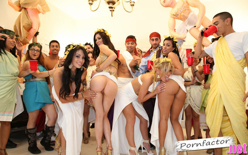 Taga party orgy
