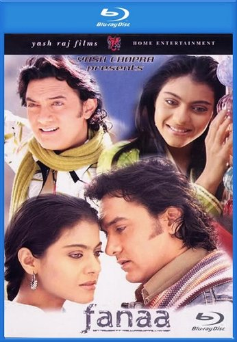 Fanaa 2006 Hindi  BluRay 8GB