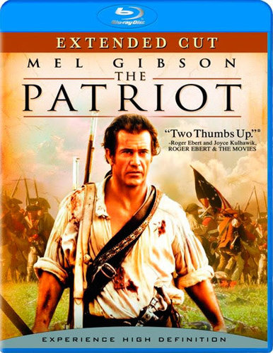 The Patriot 2000 Hindi Dual Audio BRRip 720p EXTENDED CUT 1GB Direct Download Blu ray Original 720P 700MB From World4ufree.cc mirror links