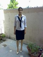 Image: Indian School Babes In Uniform showing in Hostel