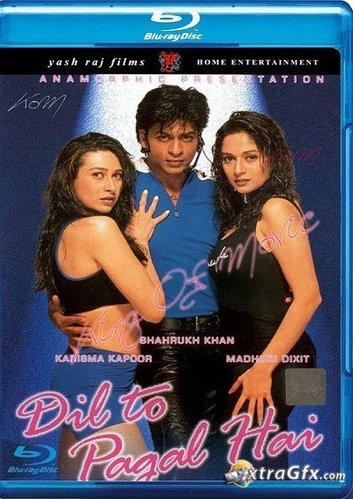 Dil To Pagal Hai (1997) BluRay 720p BRRip 1.2GB