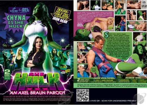 Download Chyna As She Hulk XXX: An Axel Braun Parody Free