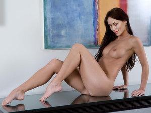 naked girl oil vagina