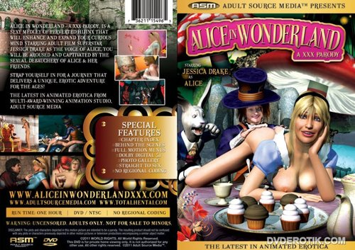 Alice In Wonderland A XXX Parody XXX DVDRiP x264-TattooLovers
