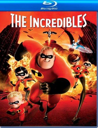 The Incredibles (2004) Dual Audio [Hindi English] BRRip 720p