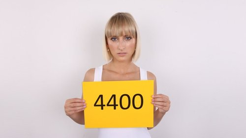 HD Czech Casting Veronika 4400