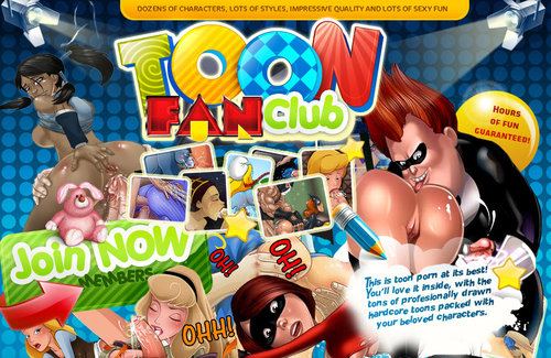 Toon FAN Club Collection