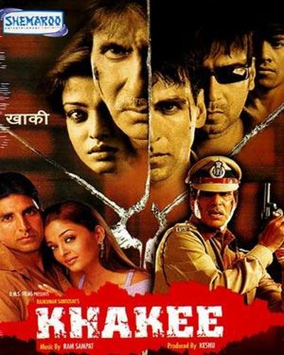Khakee (2004) DvdRip 950MB Download Watch Online