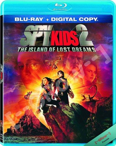 Spy Kids 2: Island of Lost Dreams (2002) Dual Audio [Hindi English] BRRip 720p