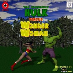 Hulk Vs WonderWoman