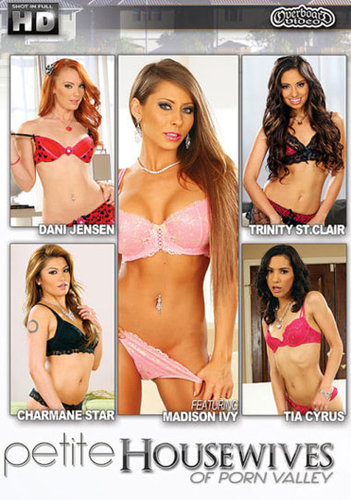 Petite Housewives Of Porn Valley (2013) WEBRiP