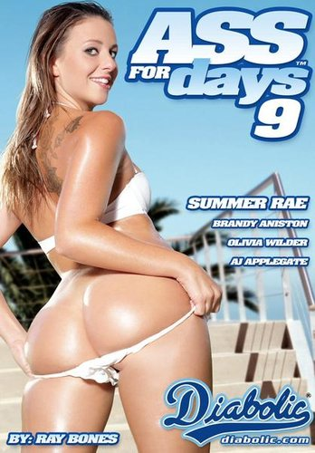Ass For Days 9 XXX DVDRip x264-Pr0nStarS